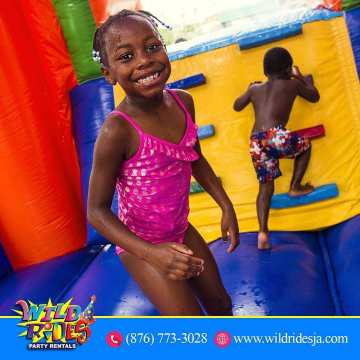 Kids just want to be kids and have fun... Book