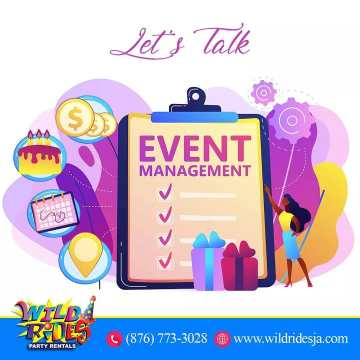Lets Talk Event Management Here are 4 things you need