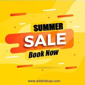 Summer Special now at Wild Rides Party Rental Take advantage