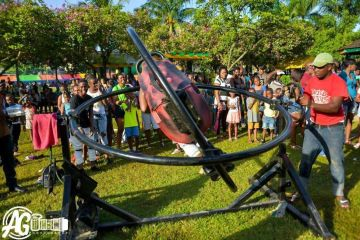 The Human #Gyroscope is a real thrill seeking ride that will leave you and your