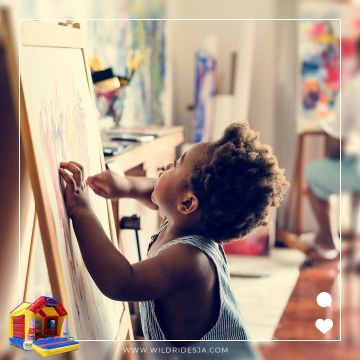 When kids begin to explore their talents and specialties, one of the areas some