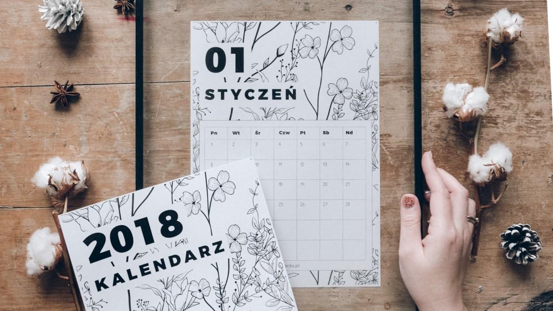 darmowy kalendarz do druku