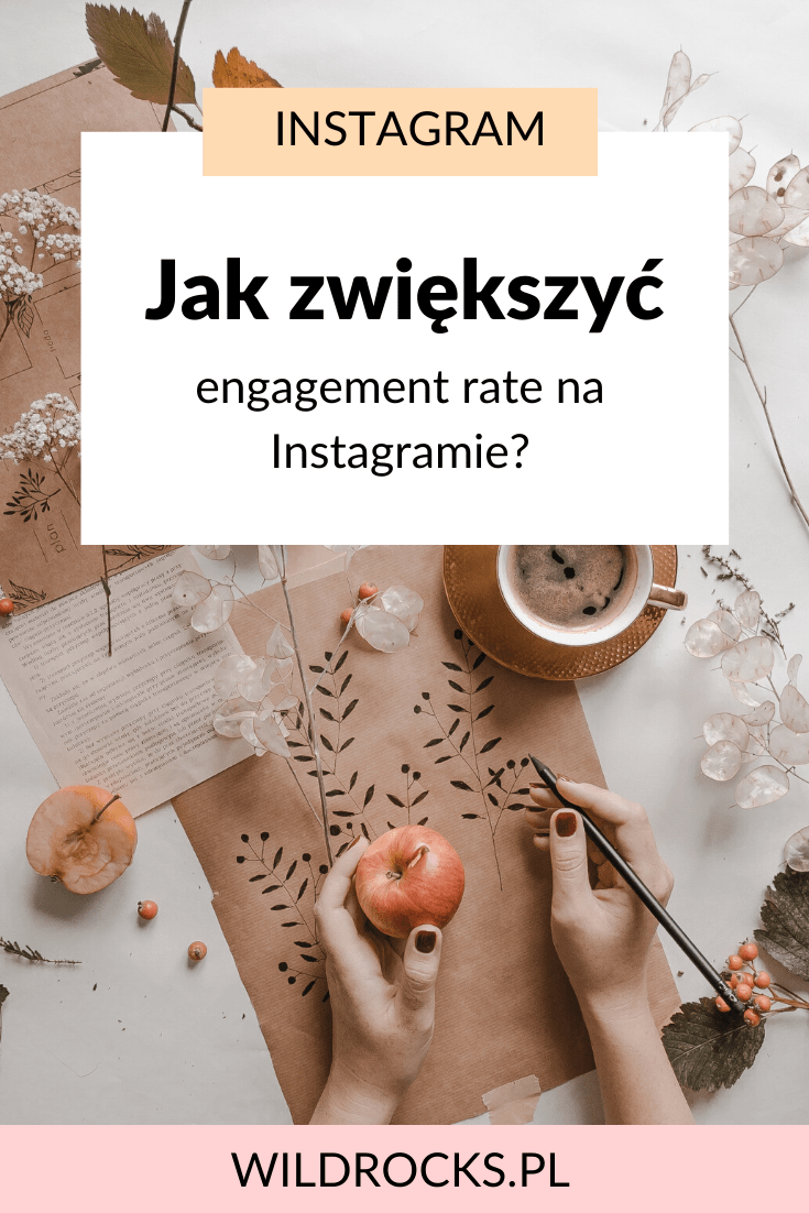 engagement rate na Instagramie