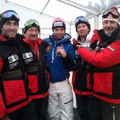 Davide Simoncelli & the Crew
