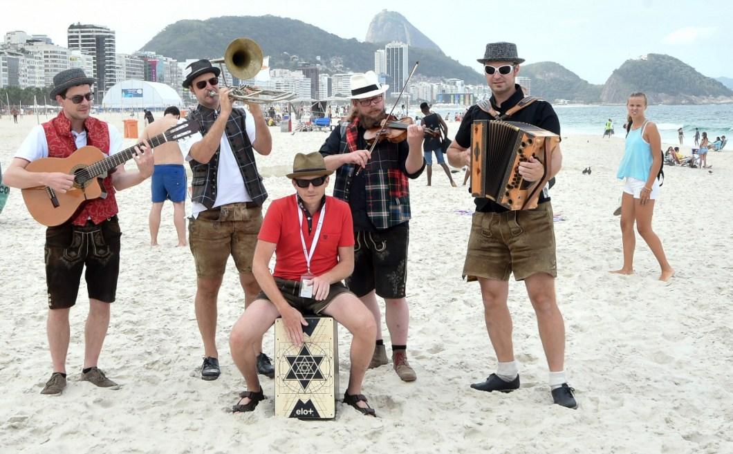 Copa Cabana Musik