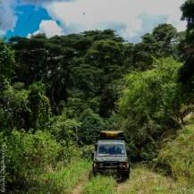 Imatong Mountains of Uganda