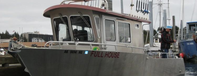 Full House Vessel of Alaska Premier Charters, Inc.