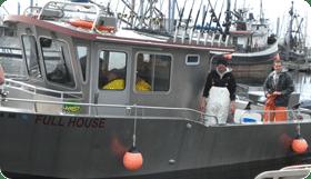 Full House Crew of Alaska Premeir Charters, Inc.