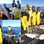 5-12-2016 Early season sunny day and good fishing