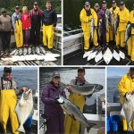 7-2-2016 Another day in Sitka with Kings and flatties