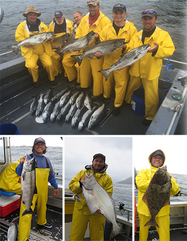 7 24 2016 Rain or shine there are still fish to be caught