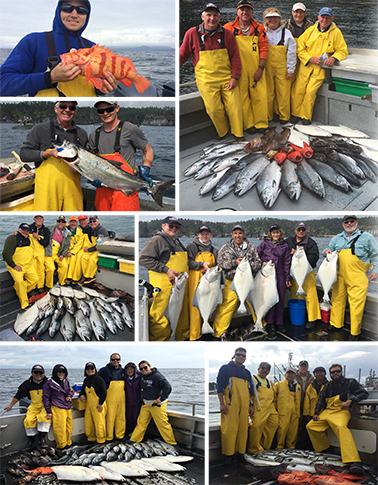 7 31 2016 Phenomenal fishing on the last day of July
