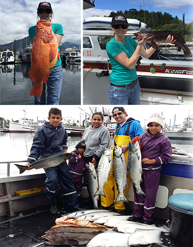 7 4 7 5 2016 Holiday fishing fun with families