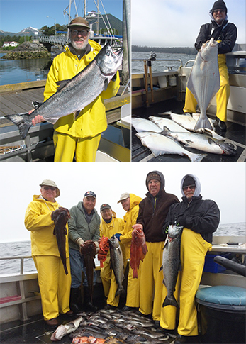 5 30 15 Some perfect eater halibut kings and nice rockfish