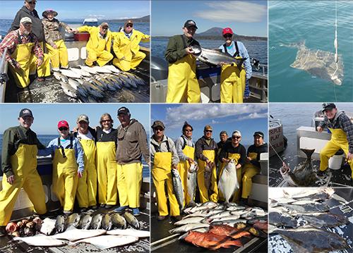 6 23 2015 Family fun fishing on sunny Sitka waters