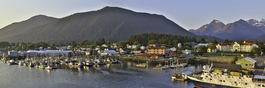 About Sitka Alaska and Wild Strawberry Lodge