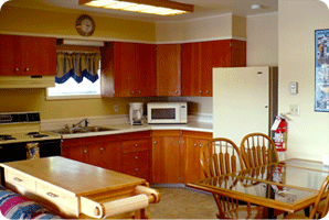 Front House Kitchen