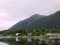 Mountains Near Sitka, Alaska