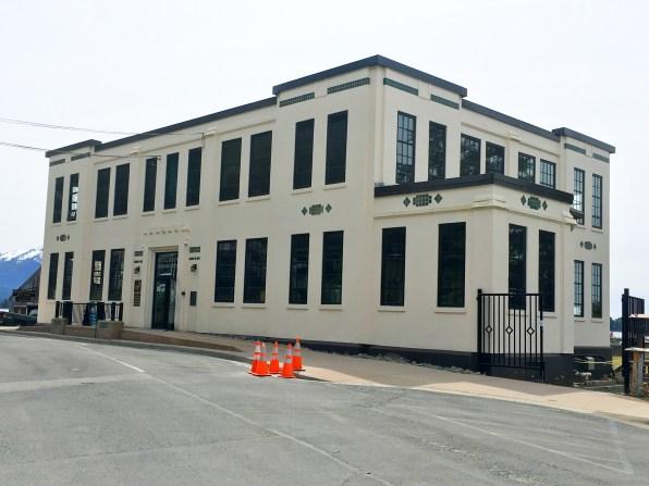 Sitka Sound Science Center Alaska 1