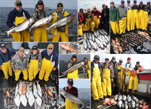 7 16 2014 Our fish holds were overflowing with fish