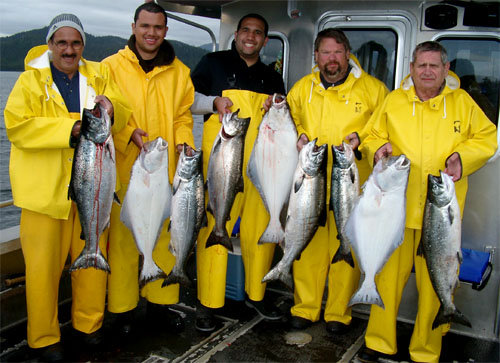 06 09 2010 Good Fishing For Some Great Guys