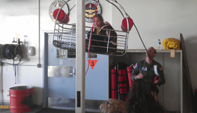 Coast Guard Basket Kiana Belcher
