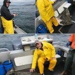 05-22-2017 Petting my releaser halibut!