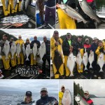 07-28-2017 Fishing friends have great King and halibut action today!