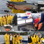 08-28-2017 A whopper coho tops the variety of fish for the day!