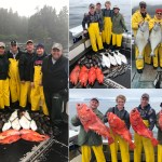 06-17-2018 Bottomfish bonanzas with a shortraker special!