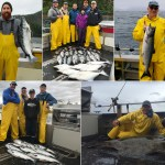 08-03-2018 A 180 lb. releaser halibut tops the day!
