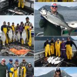 5-27-2019 King Salmon and halibut rocked today!