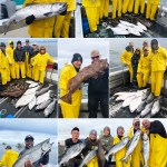 6-10-21 Some nice keeper Lings, Kings, and Halibut!