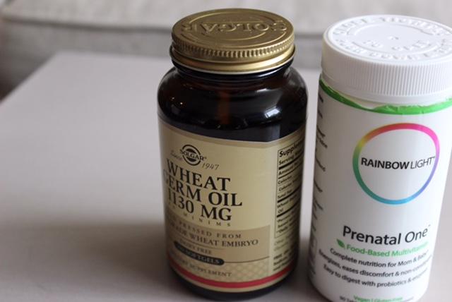infertility, supplements