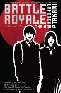 Battle Royale The Book