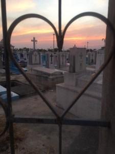 grave yard in thailand