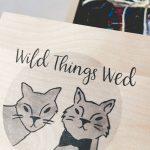 Wild Things Wed Logo close-up