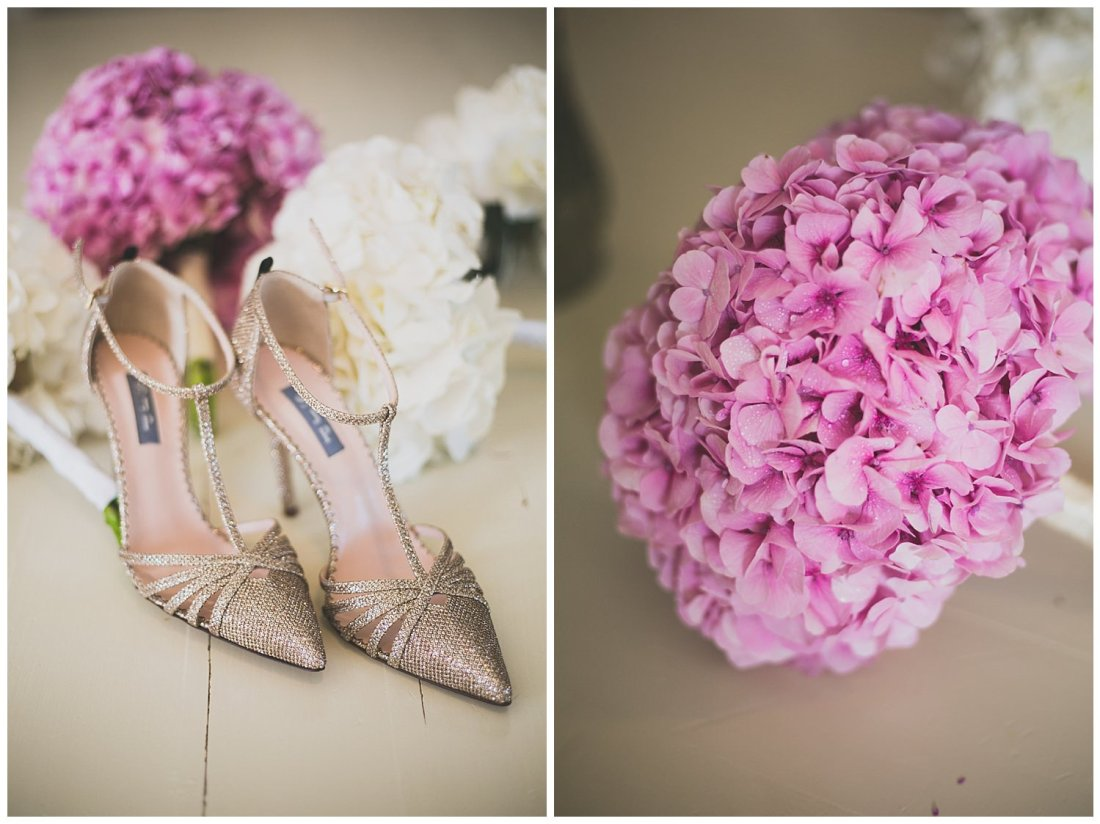 Sarah Jessica parker gold sparkly high heels
