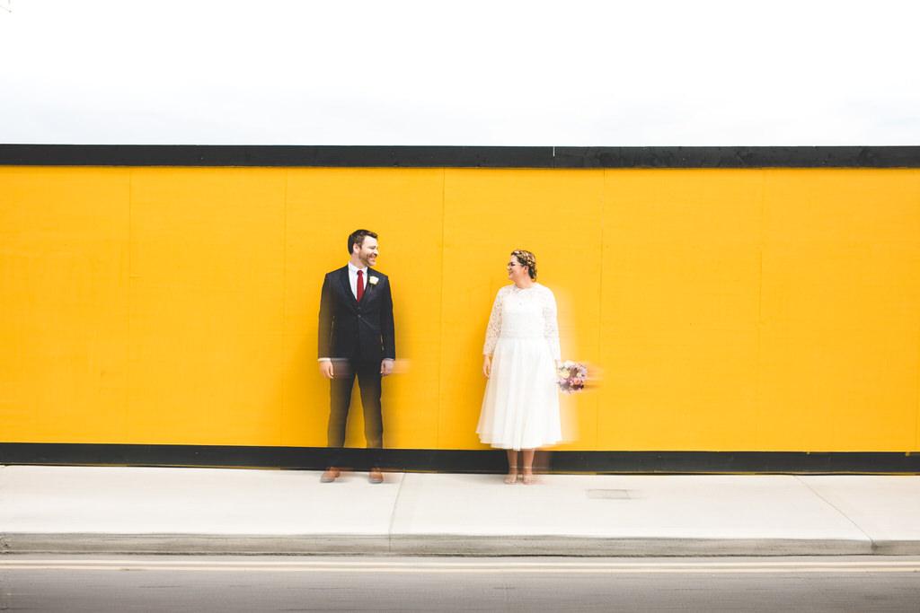 Seaside Wedding at Haddington House