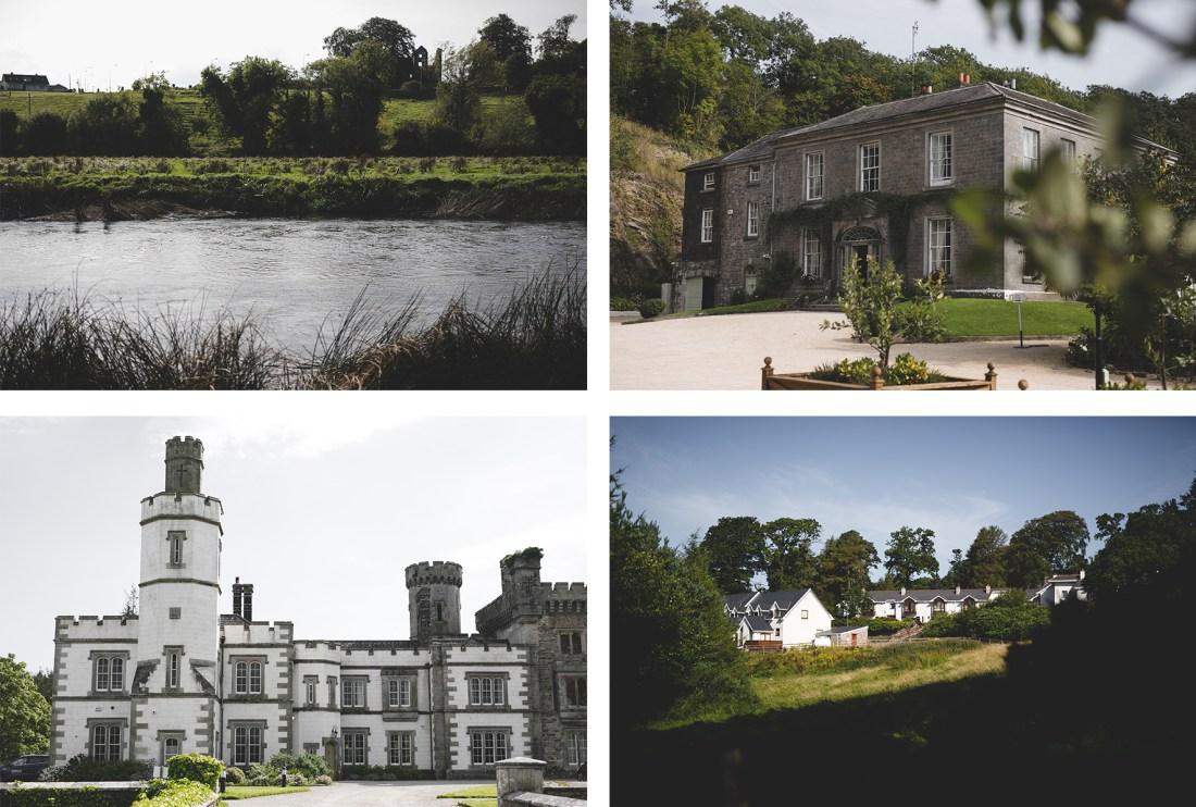 Wedding venues, the millhouse Slane, Wilton Castle & Kippure Estate