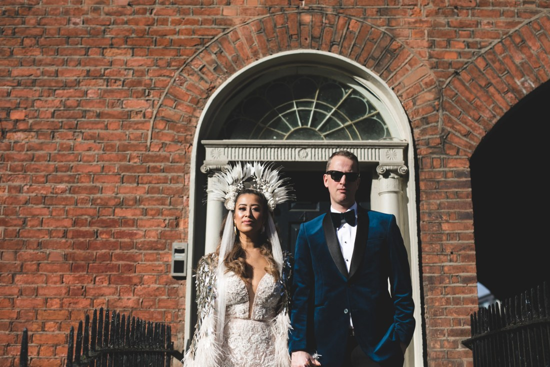 Wild things wed Dublin Wedding Photographer