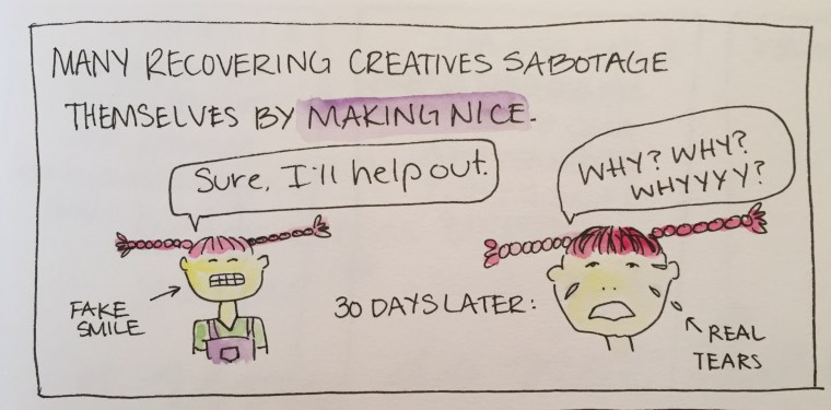 3 - Making Nice