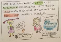 4 - faux spirituality