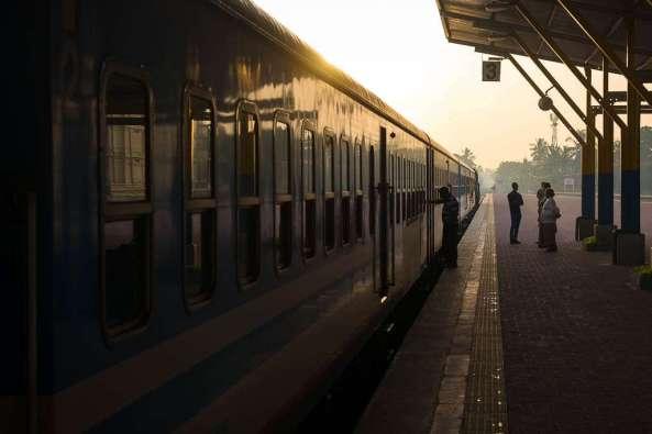 sunrise train station