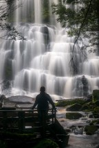 Thundering waterfalls are a bonus for wet season travel