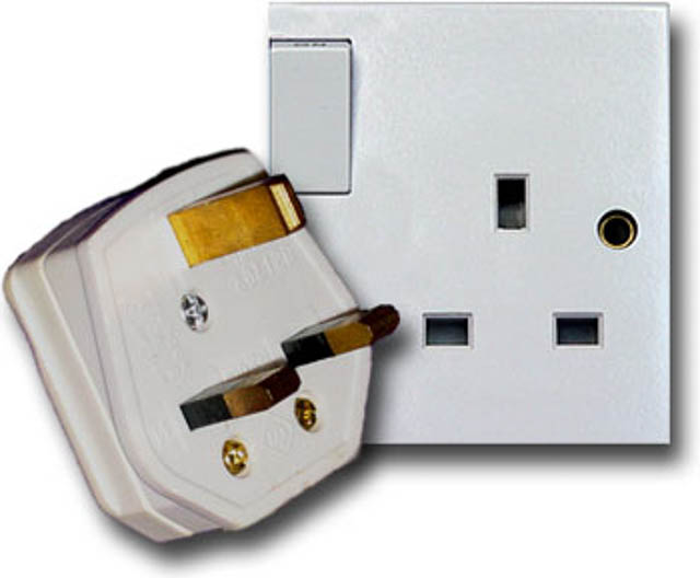 electricity plug type for Africa