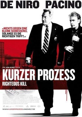 Kurzer Prozess - Righteous Kill