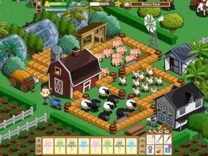 Farmville Pro und Kontra - Verlässt Farmville Facebook?