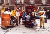 Gleich 17 Hippies in Marburg? - Mit Musikstilen aus aller Welt?!
