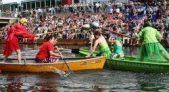 Unikampf in Marburg: Bootsrennen war gestern!